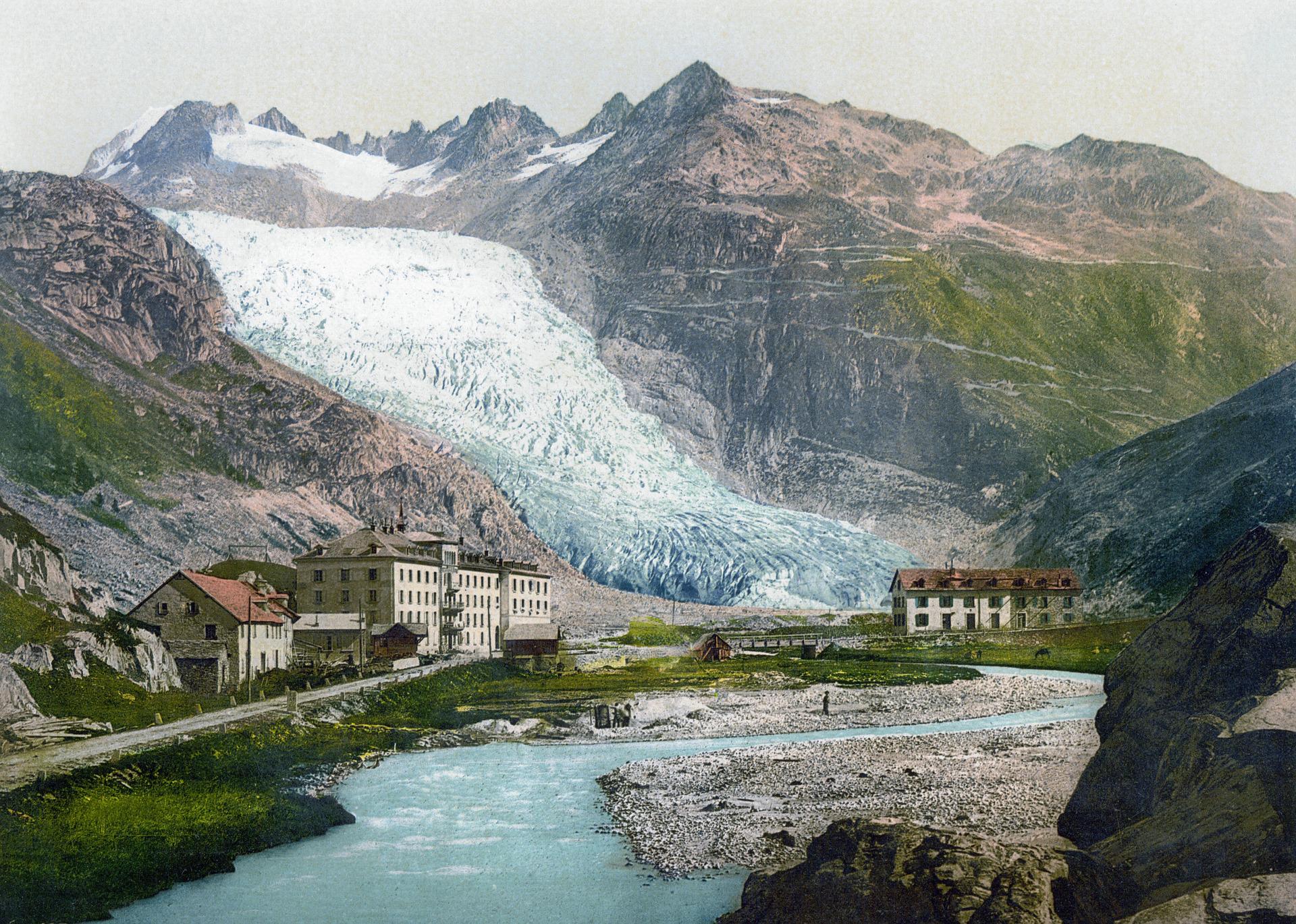 rhone-glacier-1234339_1920